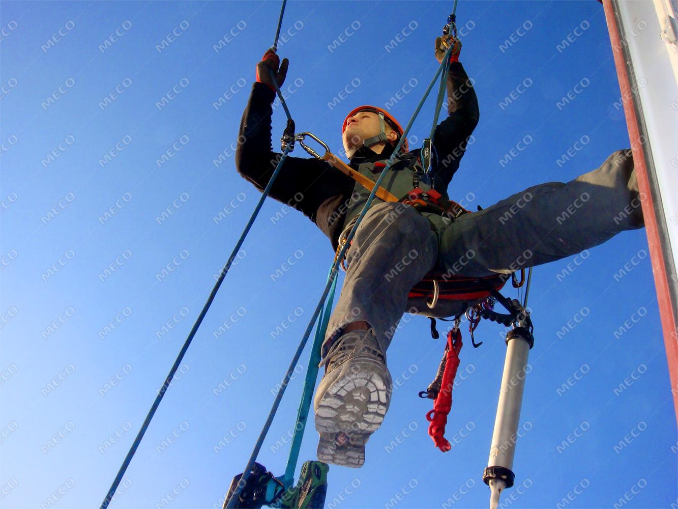 Фильмы про промышленных альпинистов